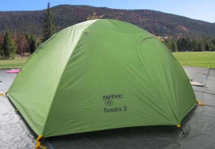 אוהל מקצועי למטיילים ל- Tundra 2