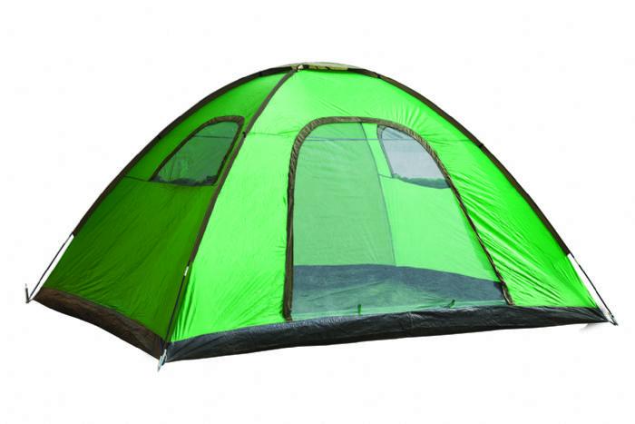 אוהל איגלו ל-8  GO NATURE AMIGO