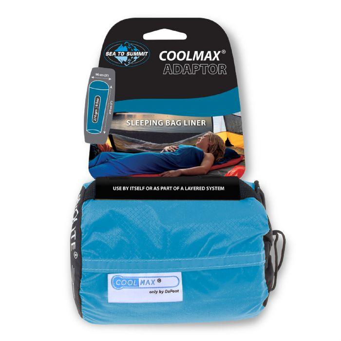 """ציפה לשק""""ש - CoolMax® Adaptor Travel Liner"""