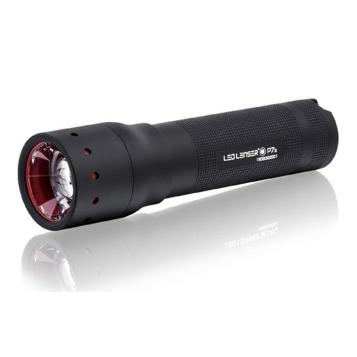 פנס יד - 320 לומן - LED LENSER - P7.2