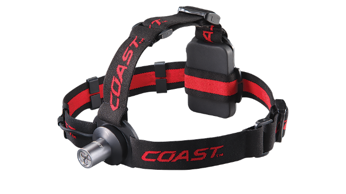 פנס ראש - COAST LED HL3