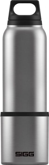 תרמוס - SIGG Hot & Cold Brushed 0.75 L