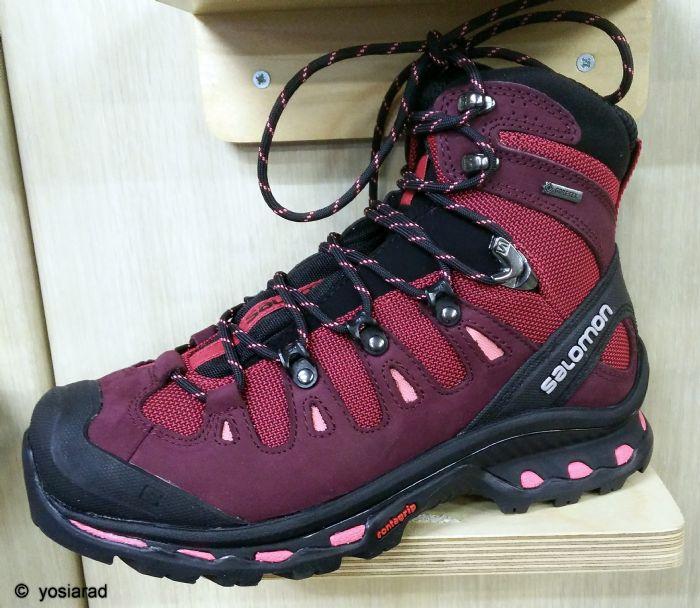 נעל הליכה לנשים - SALOMON- QUEST 4D GTX
