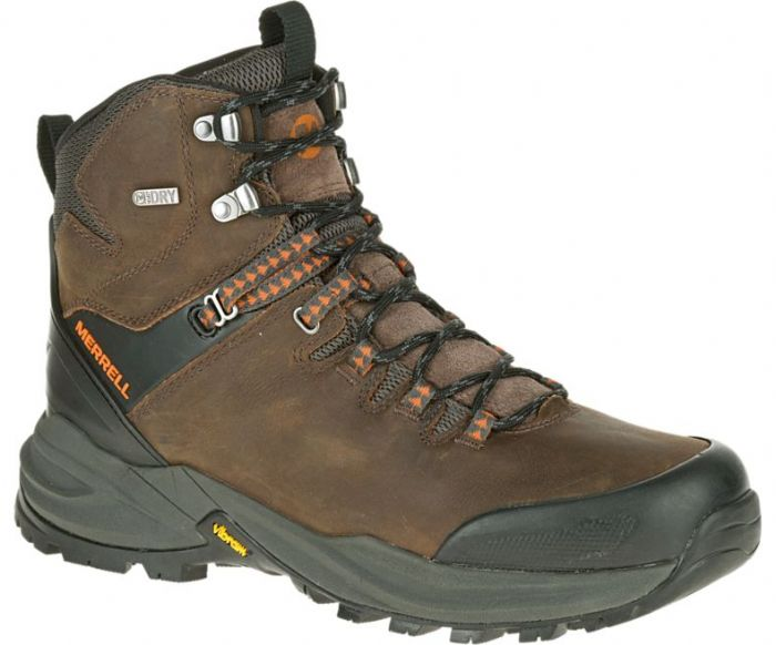 נעל הליכה - MERRELL- PHASERBOUND WATERPROOF