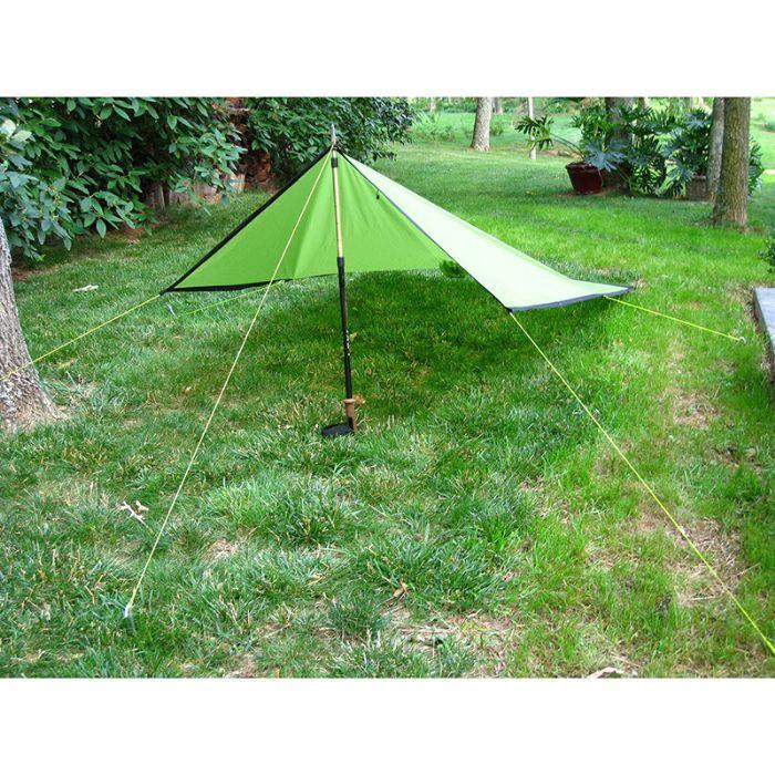 מעיל גשם/פונצ'ו/מחסה ULTRA-SIL® NANO TARP-PONCHO