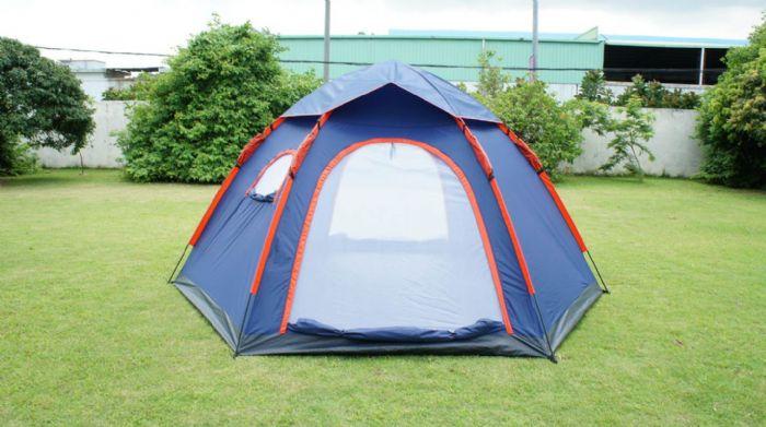אוהל בן רגע  - אמגזית 8 משפחתי