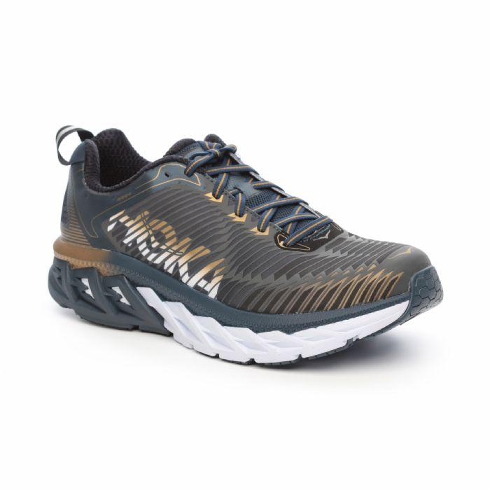 נעל ריצת כביש לגברים רחבה - HOKA ARAHI WIDE