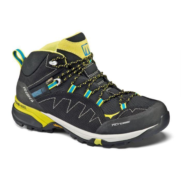 נעל הליכה סנטטית - TECNICA T CROSS MID GTX