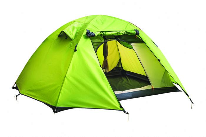 אוהל לטרקים ל-2 - Go Nature Star Light