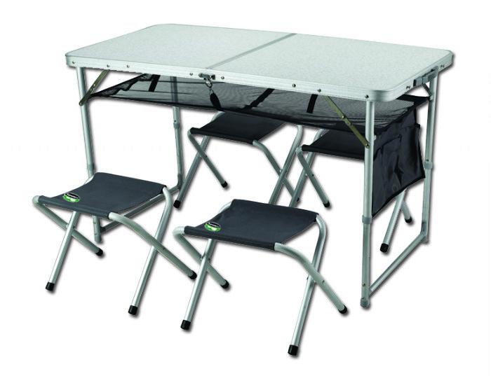 שולחן שטח מתקפל - Gourmet Table Set