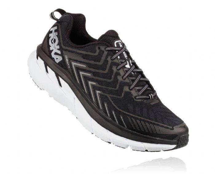 נעל ריצה לגברים - Hoka - Clifton 4