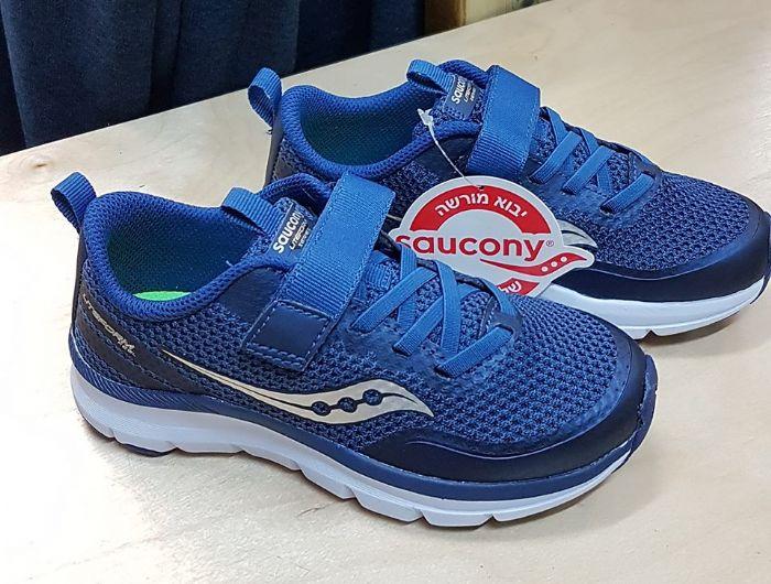 נעל ספורט לילדים- כחול SY- LITEFORM FEEL AC CO BL SAUCONY