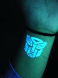 חותמת UV