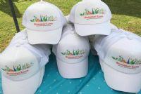 כובע רשת לבן