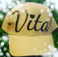 כובע בייסבול מודפס