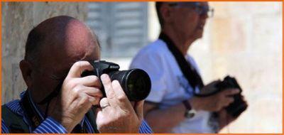 לימוד צילום עם יוסי וונש