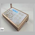 מכשיר איפור קבוע - דגם גולדן ביוטי