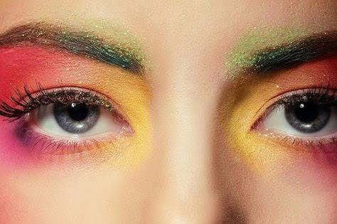 צבעים לאיפור קבוע