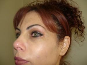 איפור קבוע עיניים