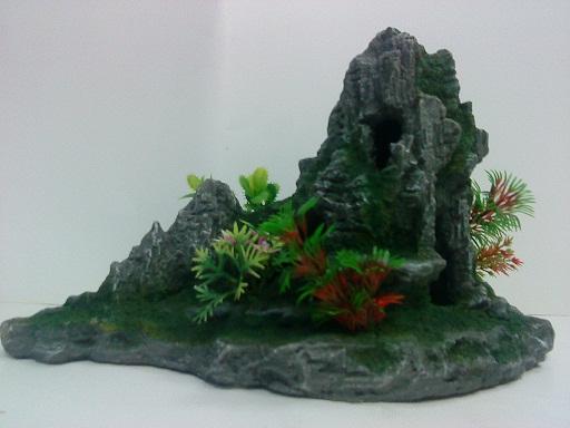 דקורציית סלע גדול