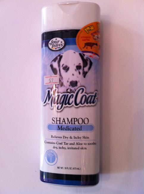 שמפו פור פאוז רפואי לעור יבש