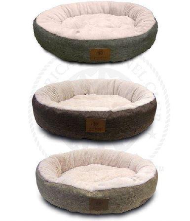 מיטת פרווה 70 סמ עגולה