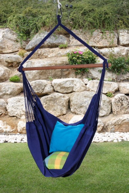 ערסל ישיבה - סולו ברזילאי כחול