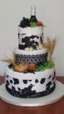 עוגת מגבת לשבועות