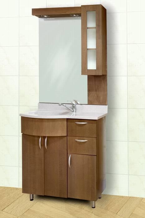 ארון אמבטיה,  דגם אריאל 75