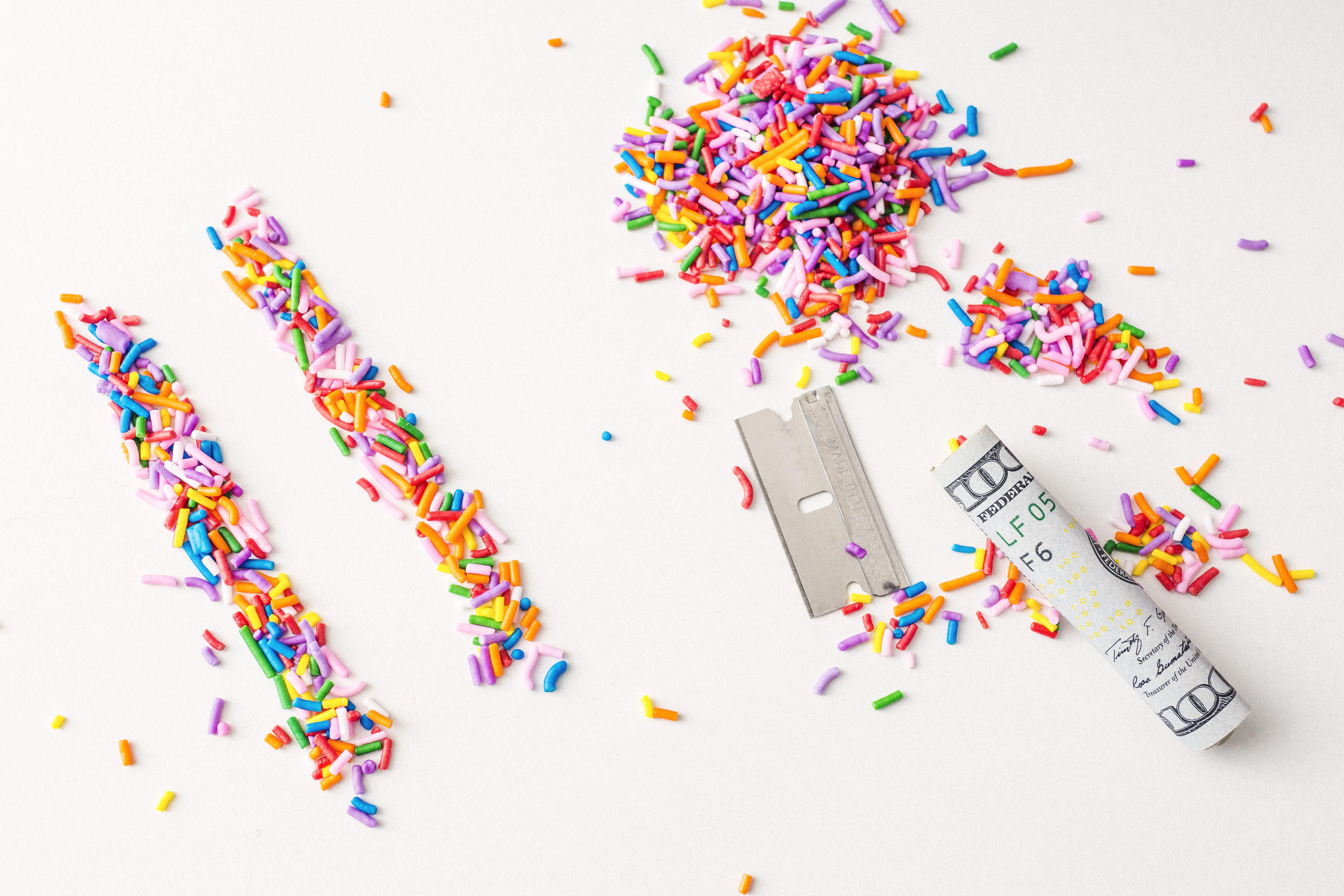 סוכריות וכסף
