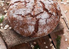 לחם שיבולת שועל