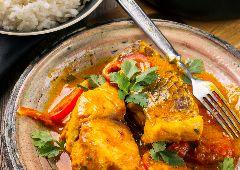תבשיל דגים ריחני לשבת