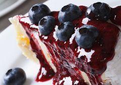עוגת גבינה עם הרבה חלבון (ספורטאים)