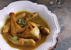 תבשיל עוף עם ארטישוק ירושלמי