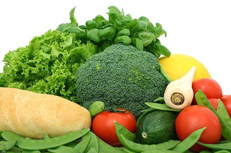 ירקות טריים