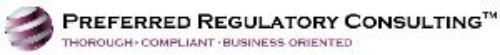 Preferred regulatory consulting logo