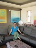 2013 בבית של שרי גבעון במסגרת הבית הפתוח של אמני מודיעין