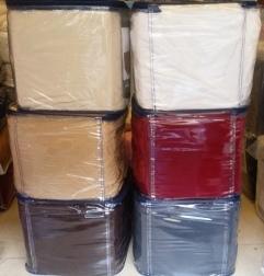 כיסוי ספות במבחר צבעים