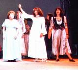 A show in the independence evening 2003