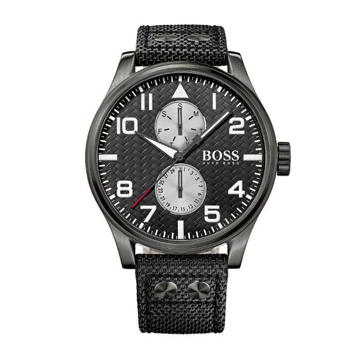 טיק-טיים | שעון יד ספורטיבי הוגו בוס לגבר HB 1513086