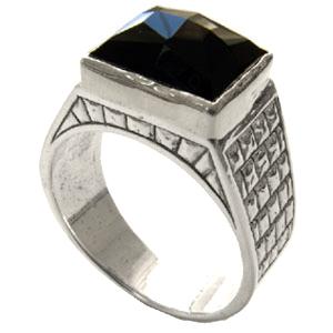 טבעת לגבר, טבעת כסף לגבר, מתנה לגבר, אוניקס, שלמה
