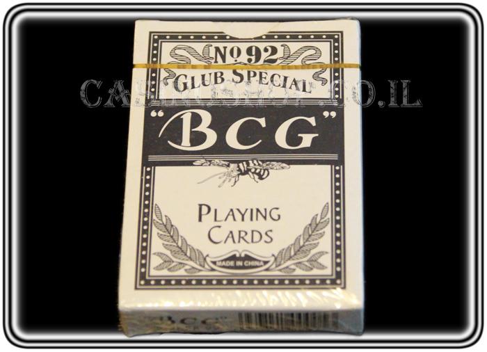 קלפי BCG לפוקר וברידג'