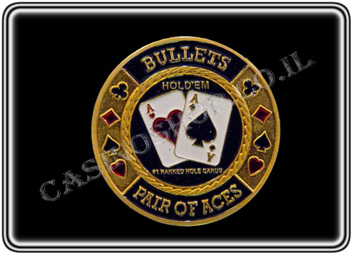 מגן קלפים Aces