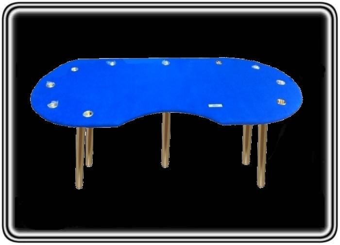 שולחן קלפים לפוקר 2.4 XL איכותי