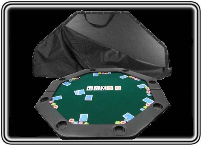 שולחן טופ קלפים מפואר לפוקר