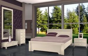חדר שינה משי