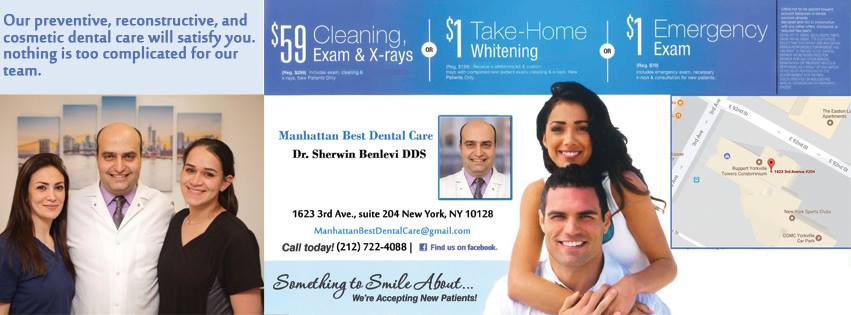 Affordable Dentist Upper East Side