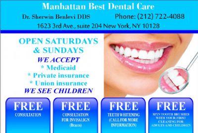 Manhattan Best Dental Care