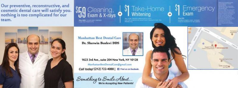 Root Canal In Upper East Side