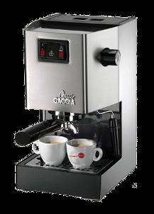 מכונת אספרסו ביתית לקפה טחון